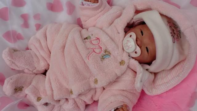 Reborn Baby Hong