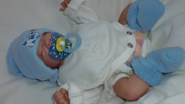 Reborn Baby Jonas