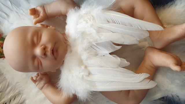 Entstehung Reborn Baby Sam 2020